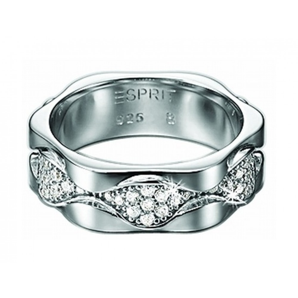Ring Sparkling Waves ESRG-91415.A.16