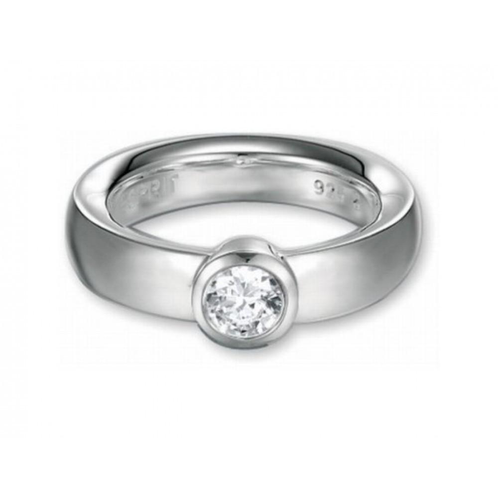 Ring Tender Embrace white maat 56 43249949180