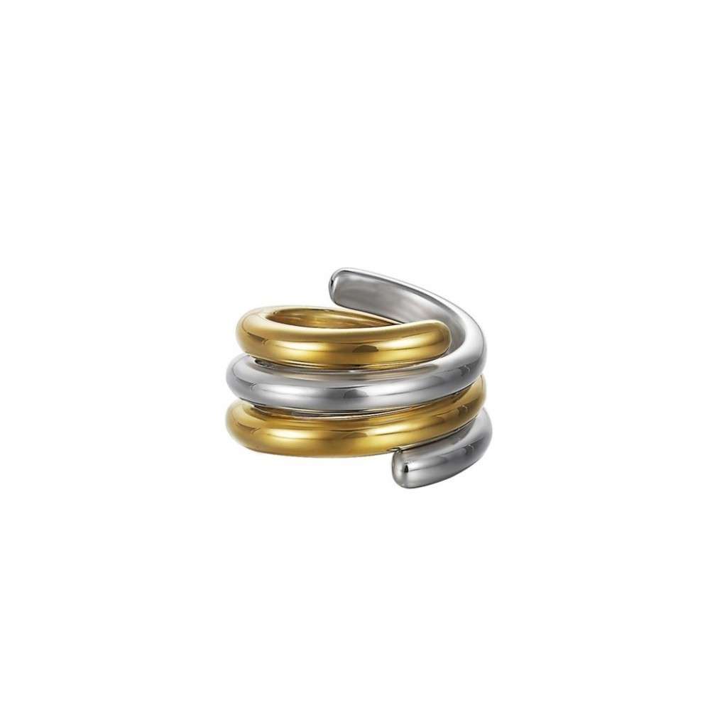 Ring Swiveled Bicolor ESSE90969A190
