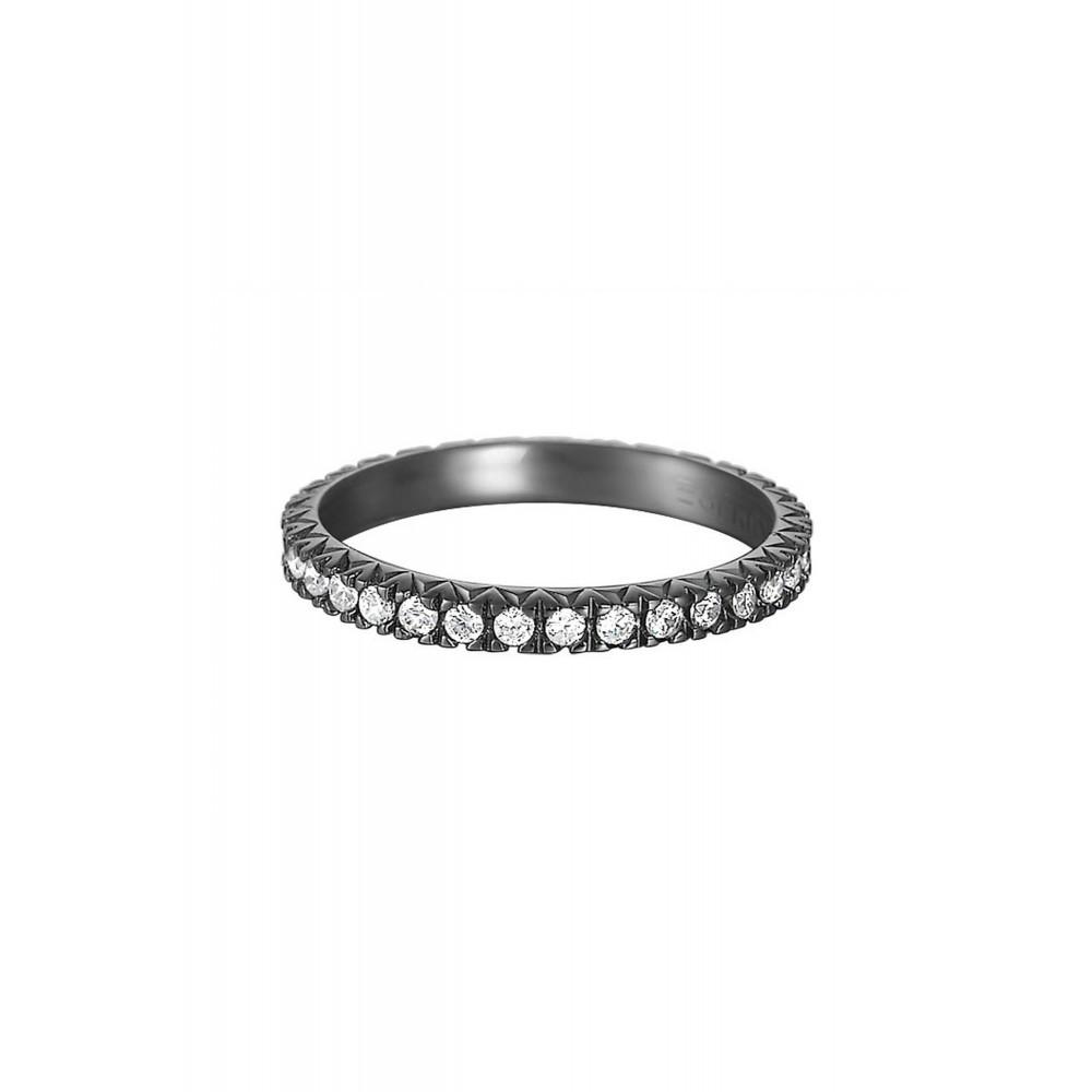 Ring Shining Brilliance black maat 56 ESRG91986D180