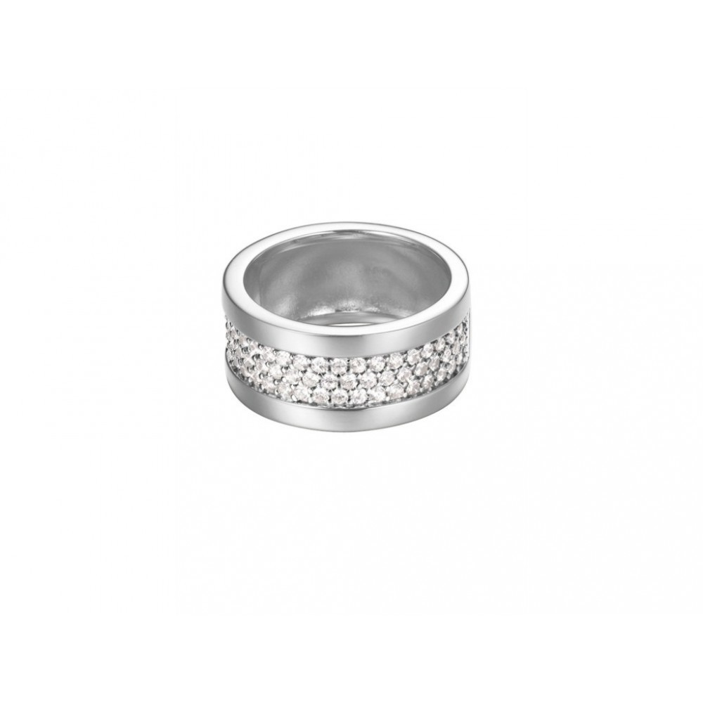 Ring Pure Pave Wide maat 53 ESRG92215A170