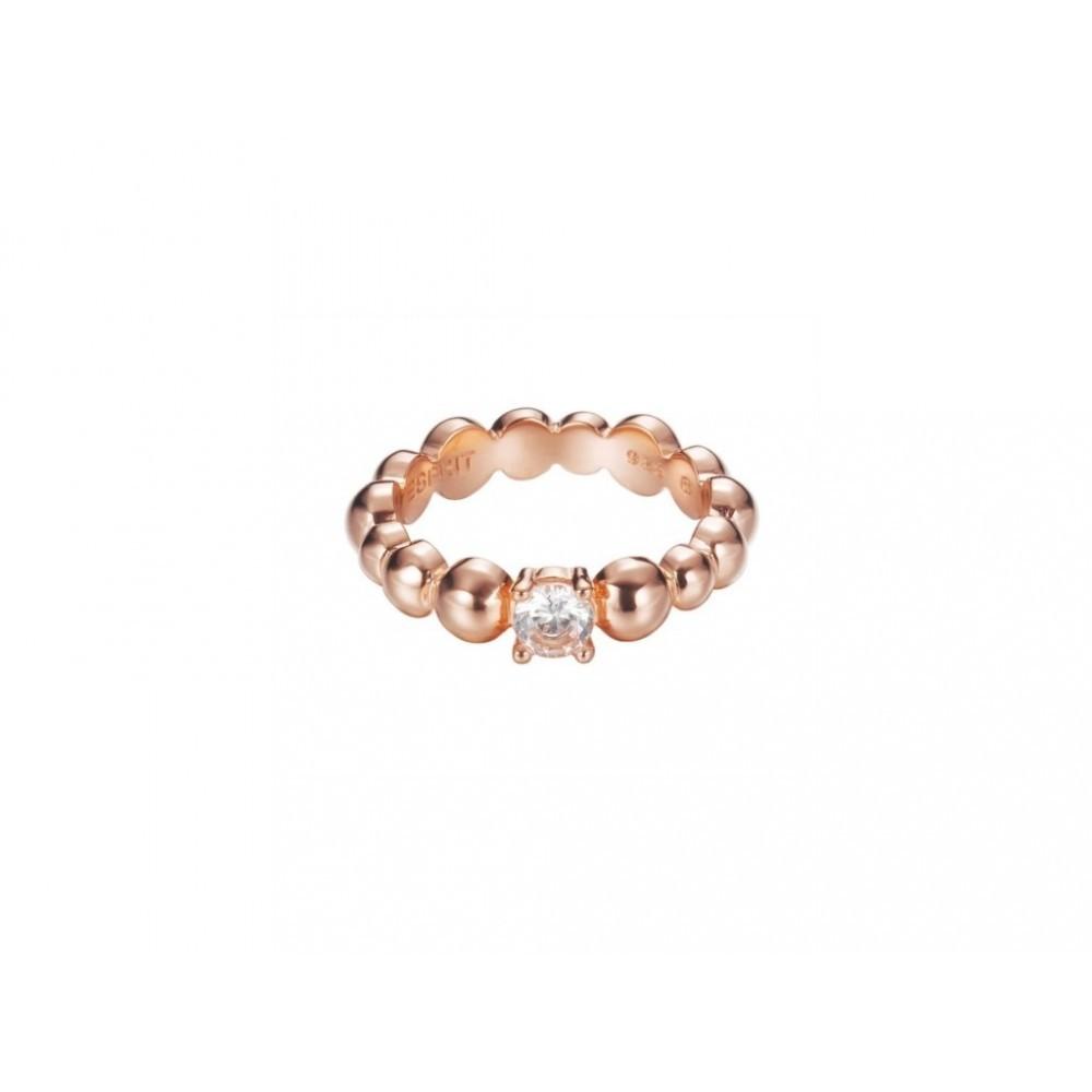 Ring Solo Pellet Rose ESRG92321C180