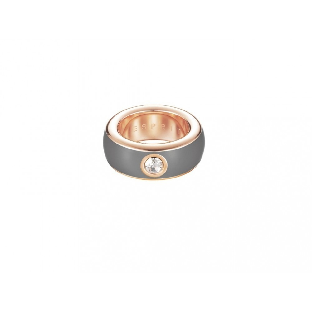 Ring Fancy Grey Rose ESRG12194E180