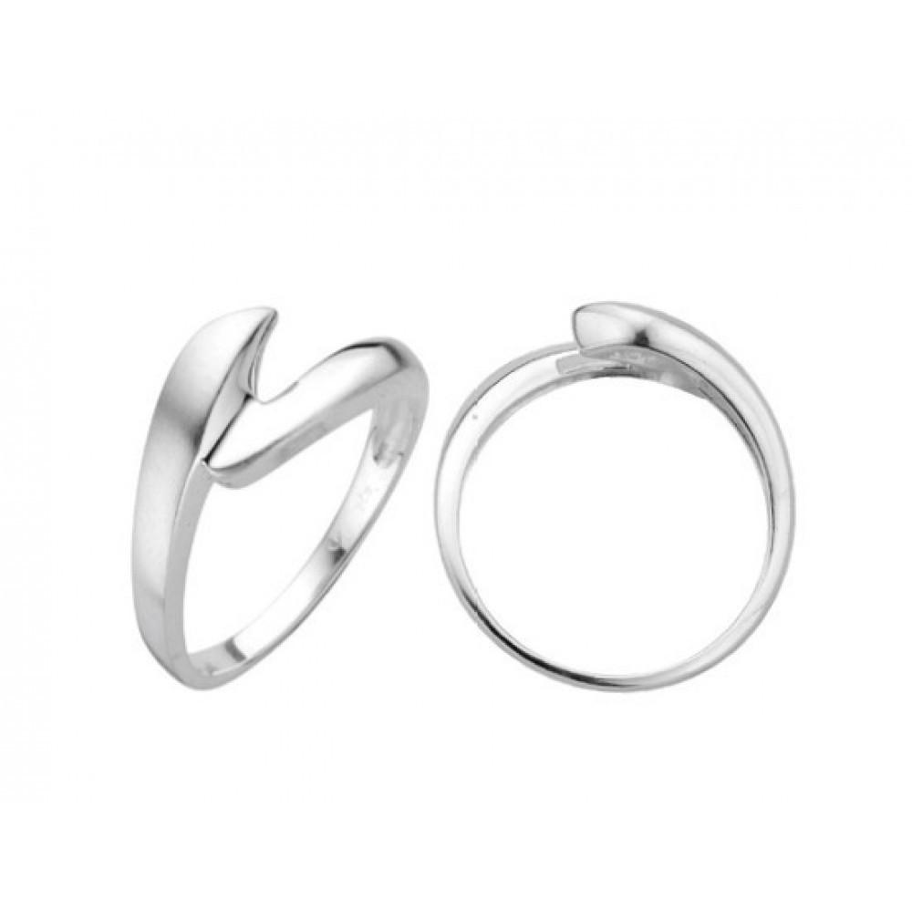 Zilveren ring maat 55 615000555
