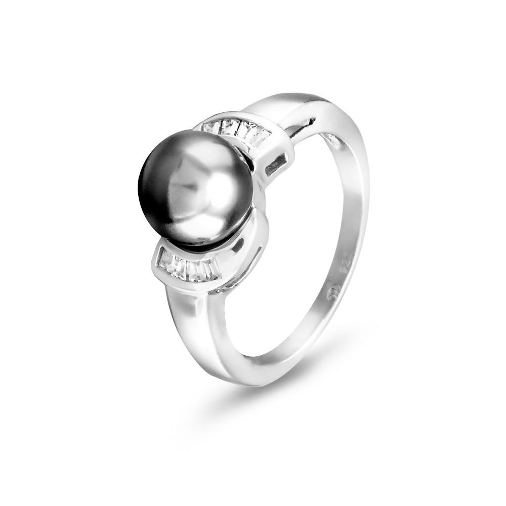 Zilveren damesring met zirkonia 625561005