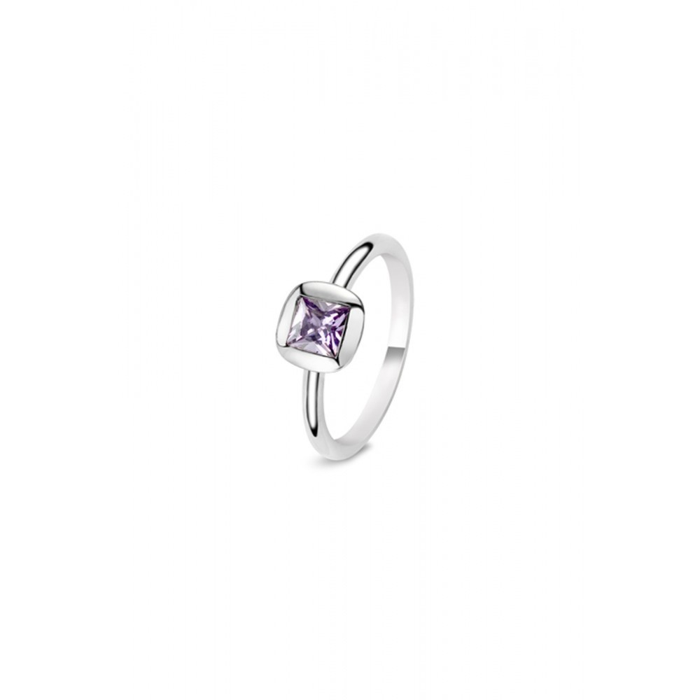 Zilveren ring met amethist 626651949