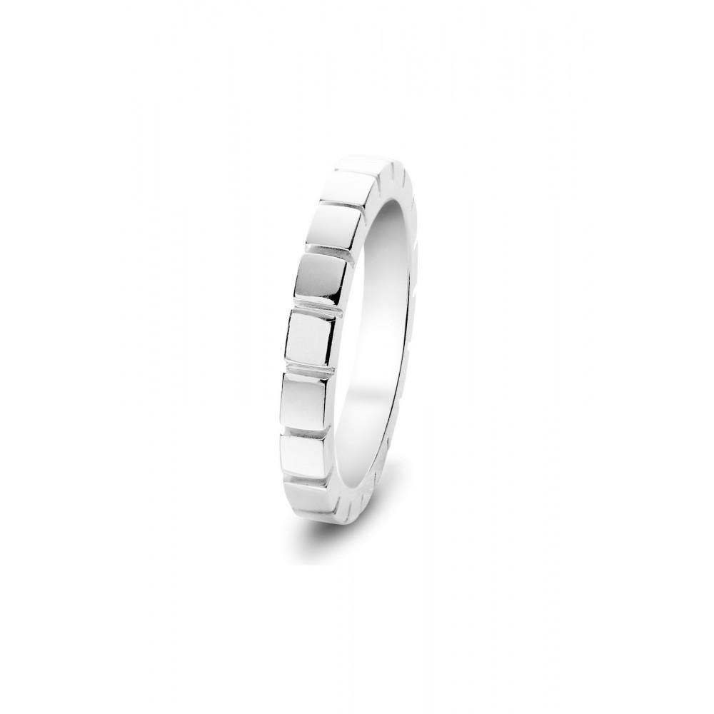Zilveren aanschuifring 626653749