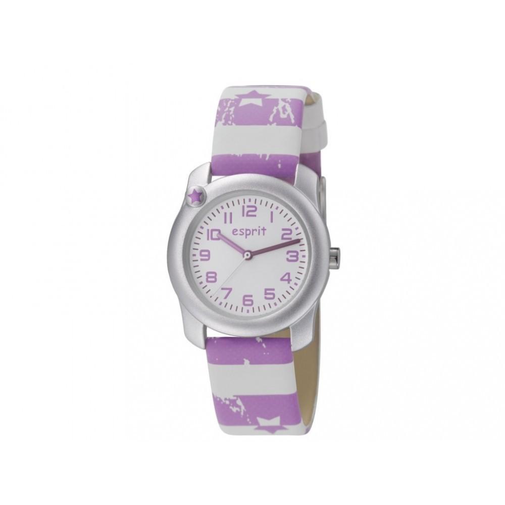 Kinderhorloge Nautical Sailor Purple ES105284010