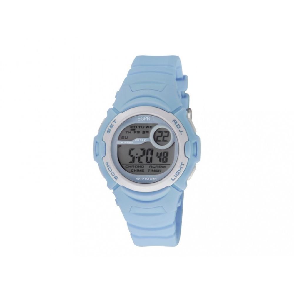 Kinderhorloge Sports Adventurer Light Blue ES906464003