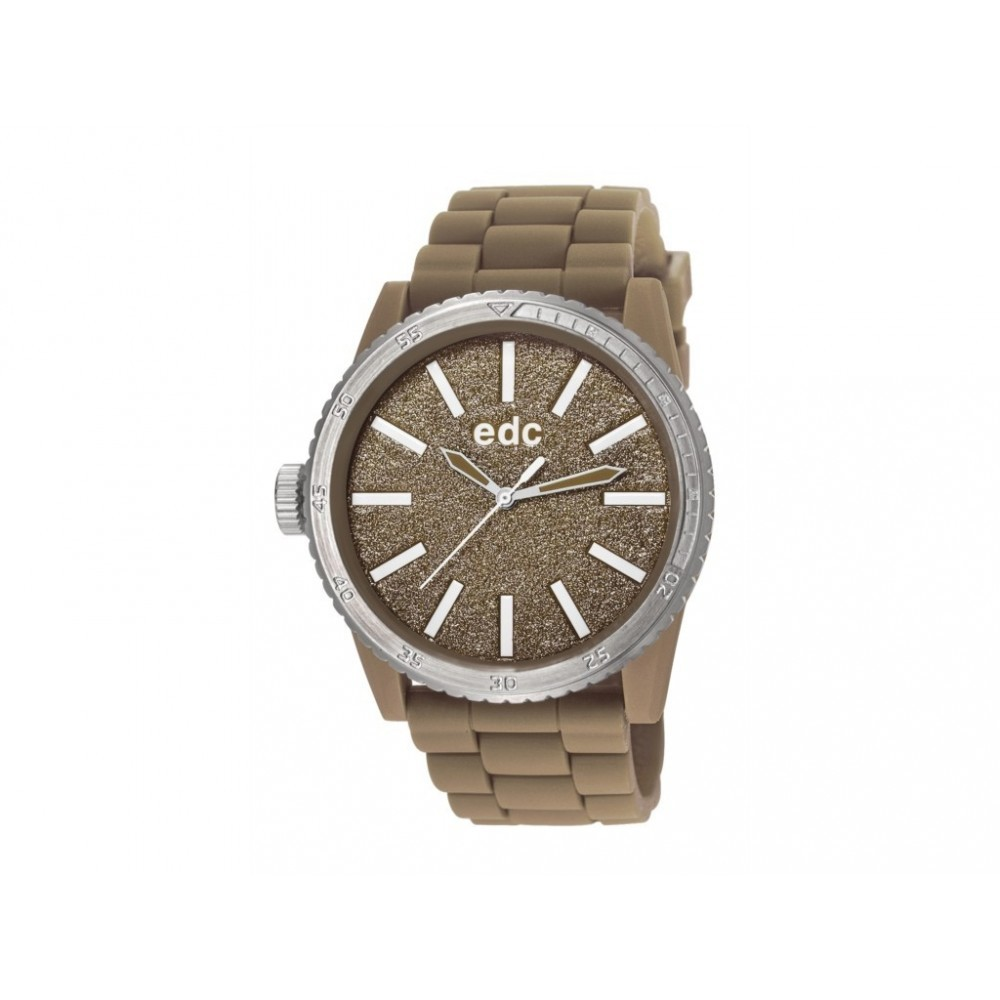 Horloge Glitter Star Cool Taupe EE100922020
