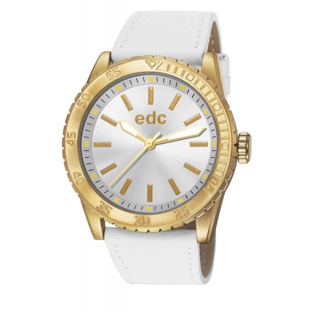 Horloge Champion Starlet Pure White Gold EE101272004