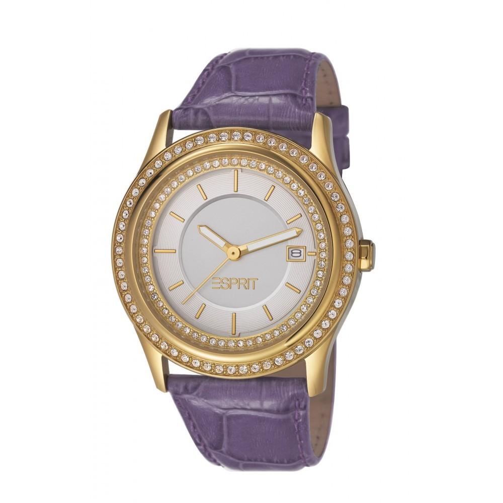 Horloge Double Twinkle Purple ES106132004