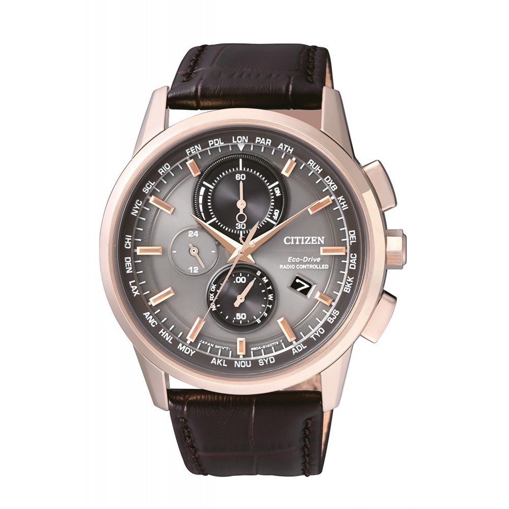 Herenhorloge Radio Controlled Chrono AT8113-12H