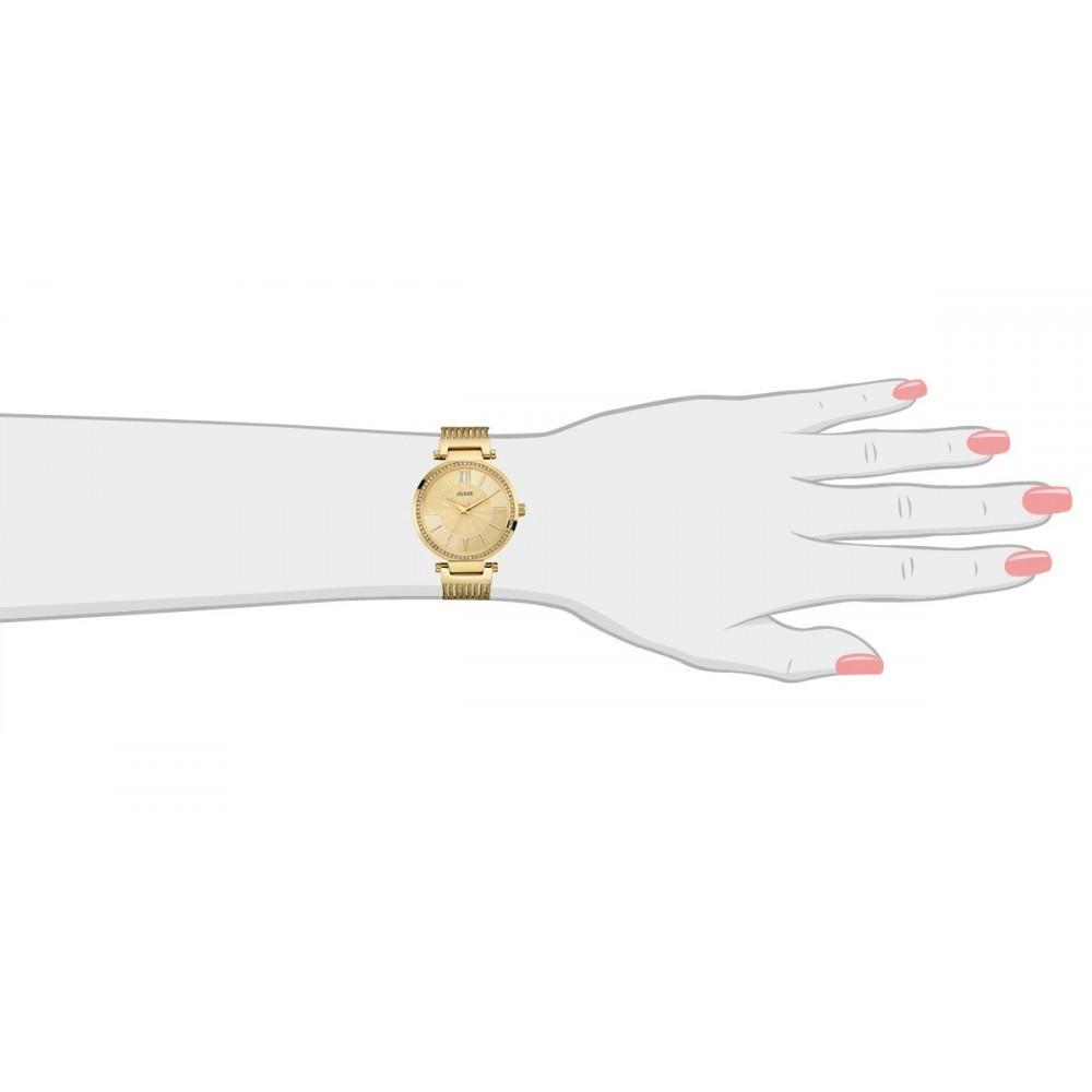 Dameshorloge Dress Gold W0638L2