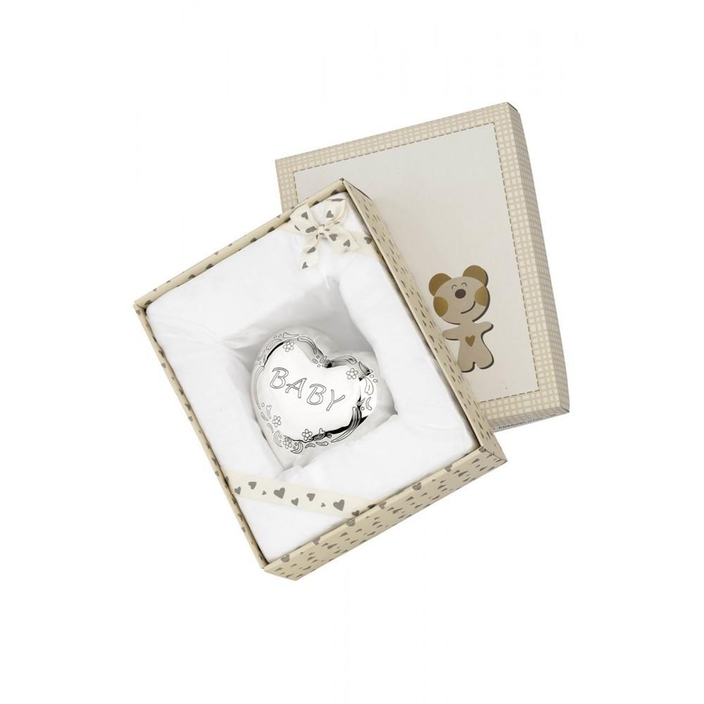 Zilveren spaarpot 6297261