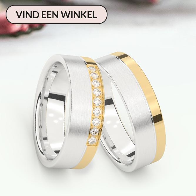 Trouwringen Siebel juweliers winkels